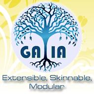 GAIA Extensible, Skinnable, Modular